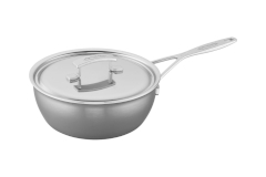 Demeyere Industry5 Stainless Steel 3 1/2 qt. Essential Pan