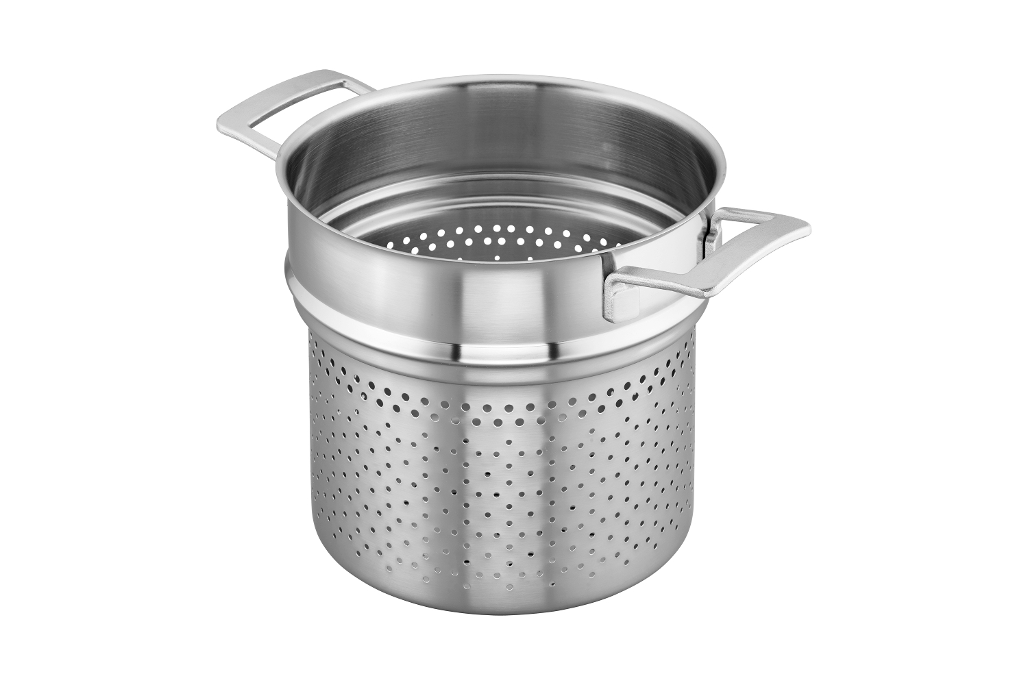 Demeyere Industry5 Stainless Steel 8 qt. Pasta Insert