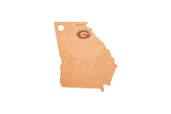 Epicurean University of Georgia Cutting Board - Georgia State w/Bonus 2 Piece Knife Set