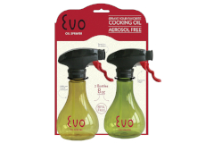 Evo 8 oz. Oil Sprayers, Set of 2