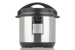 Fagor LUX Electric Multi-Cooker - Stainless Steel