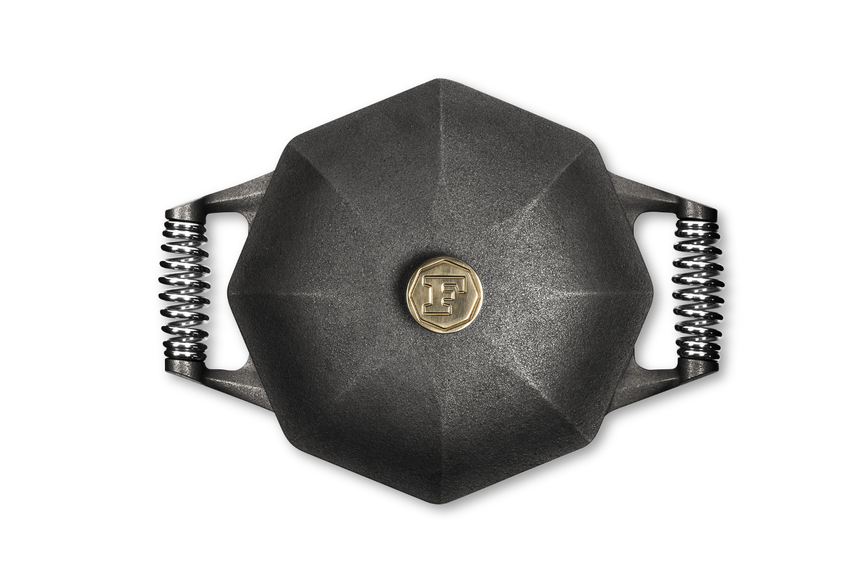 FINEX 5 qt. Cast Iron Dutch Oven
