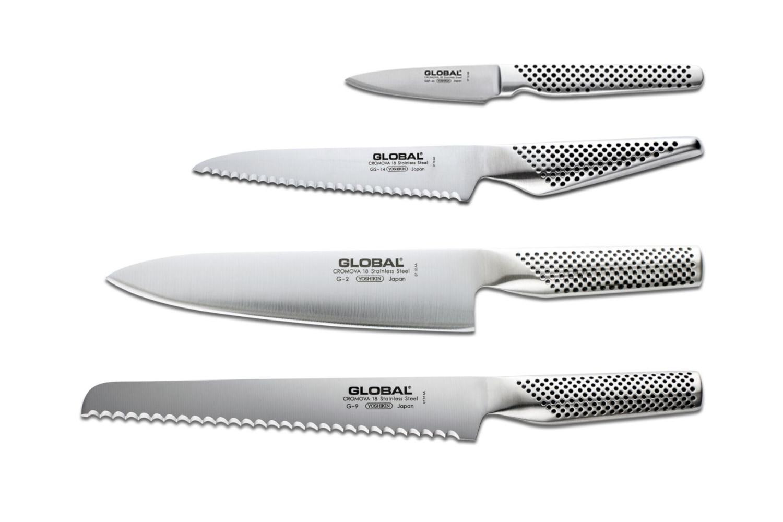Global Chef Ludo Lefebvre's 4 Must-Have Knife Set