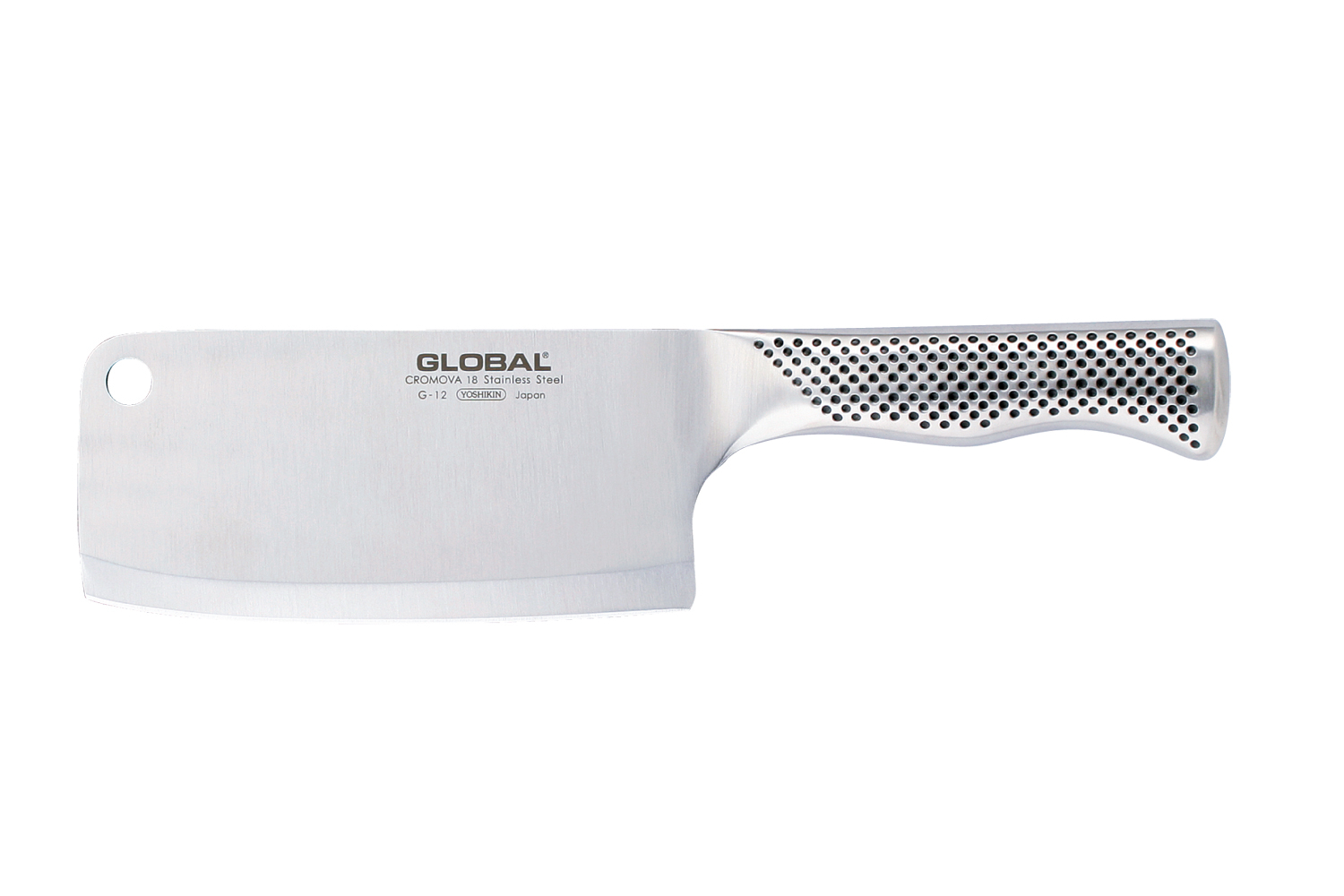 Global 6 1/2 inch Meat Cleaver