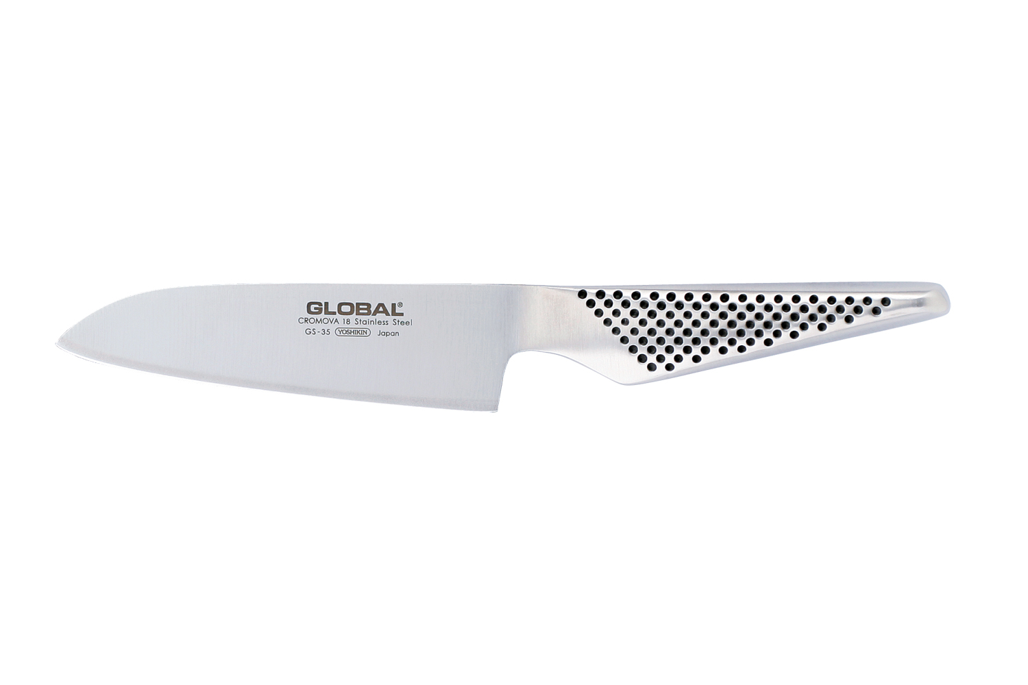 Global 5 1/4 inch Santoku Chef's Knife