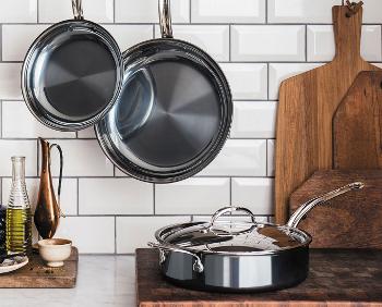 Hestan NanoBond Cookware