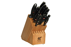 Zwilling J.A. Henckels Twin Signature 11 Piece Knife Block Set
