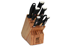 Zwilling Four Star II - 8 Piece Knife Block Set