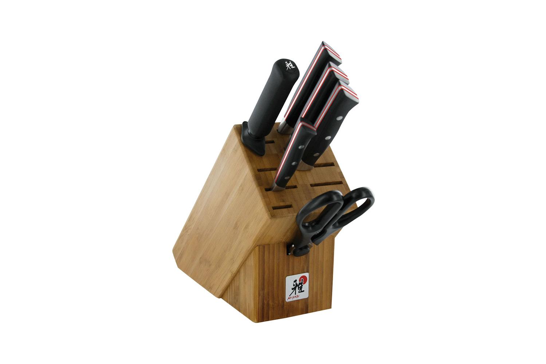 Miyabi Fusion 600D 7 piece Knife Block Set