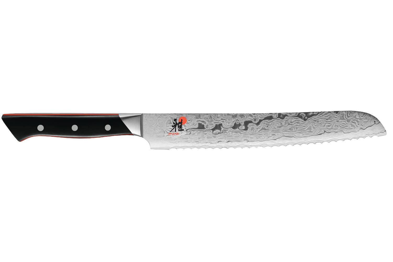 Zwilling J.A. Henckels Miyabi Fusion 600D 9 inch Bread Knife
