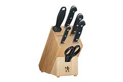 Zwilling J.A. Henckels International Classic Series 7 Piece Knife Block Set