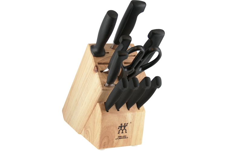 Henckels Four Star 11 pc Knife Block Set