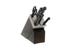 Zwilling Gourmet 7 Piece Self Sharpening Knife Block Set