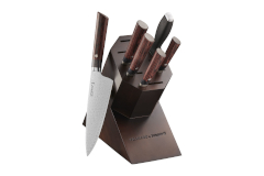 Kramer by Zwilling Meiji 7 piece Block Set