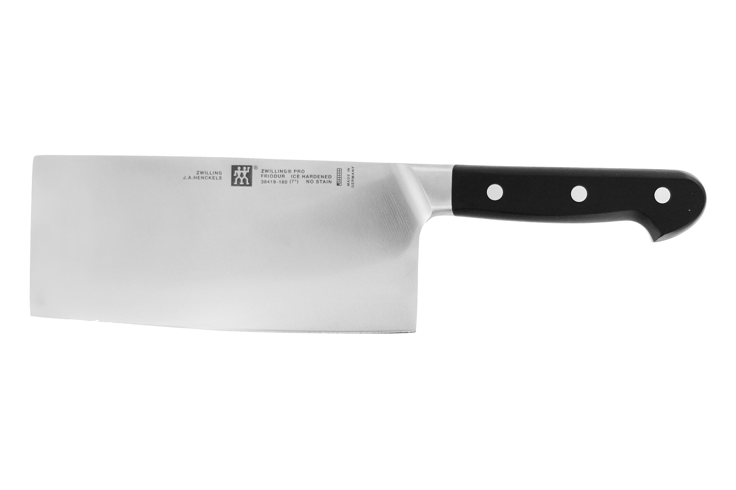 Zwilling Pro 7 inch Chinese Chef's Knife