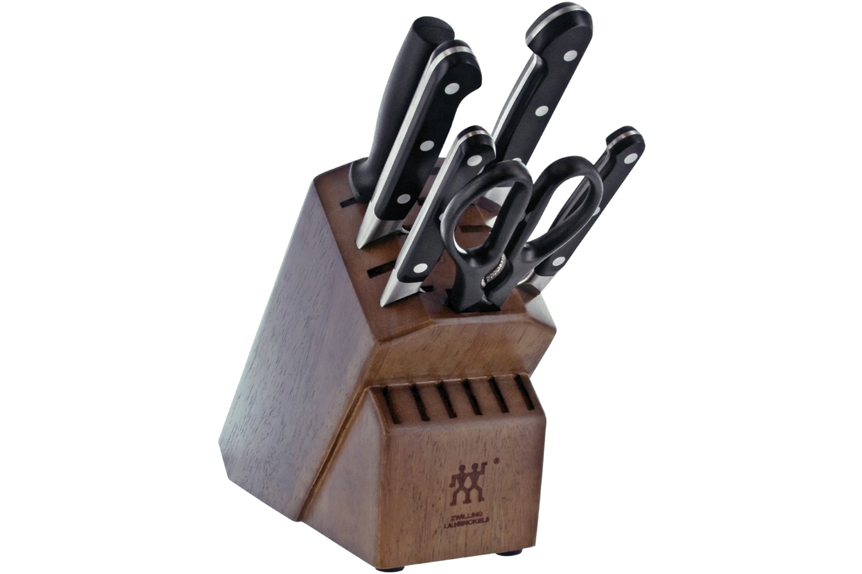 Zwilling Pro 7 Piece Knife Block Set