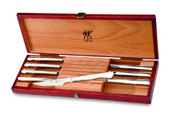 Zwilling Stainless Steel 8 Piece Steak Knife Set