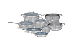 Zwilling Spirit 12 Piece Cookware Set - Ceramic Nonstick Coating