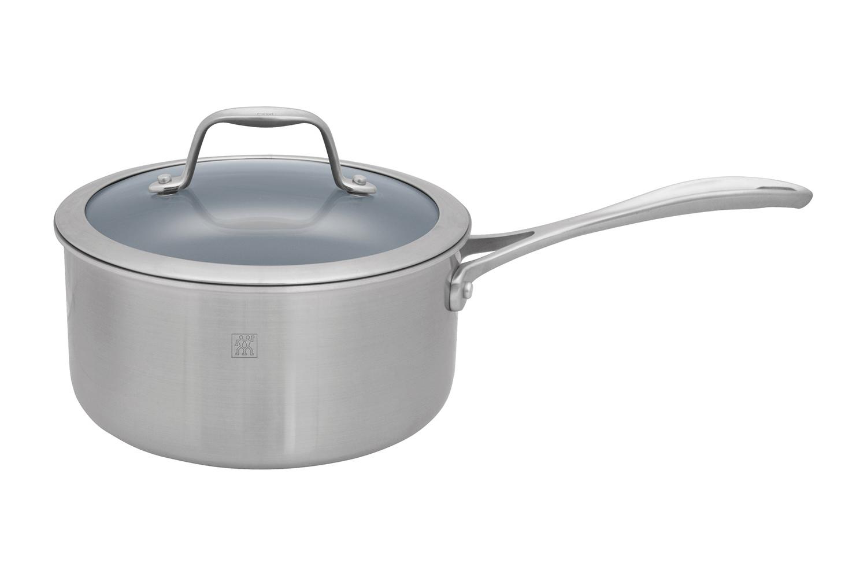 Zwilling J.A. Henckels Spirit 3 qt. Sauce Pan w/Lid - Ceramic Nonstick Coating