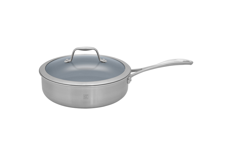 Zwilling Spirit 3qt Ceramic Nonstick Coating Saute Pan