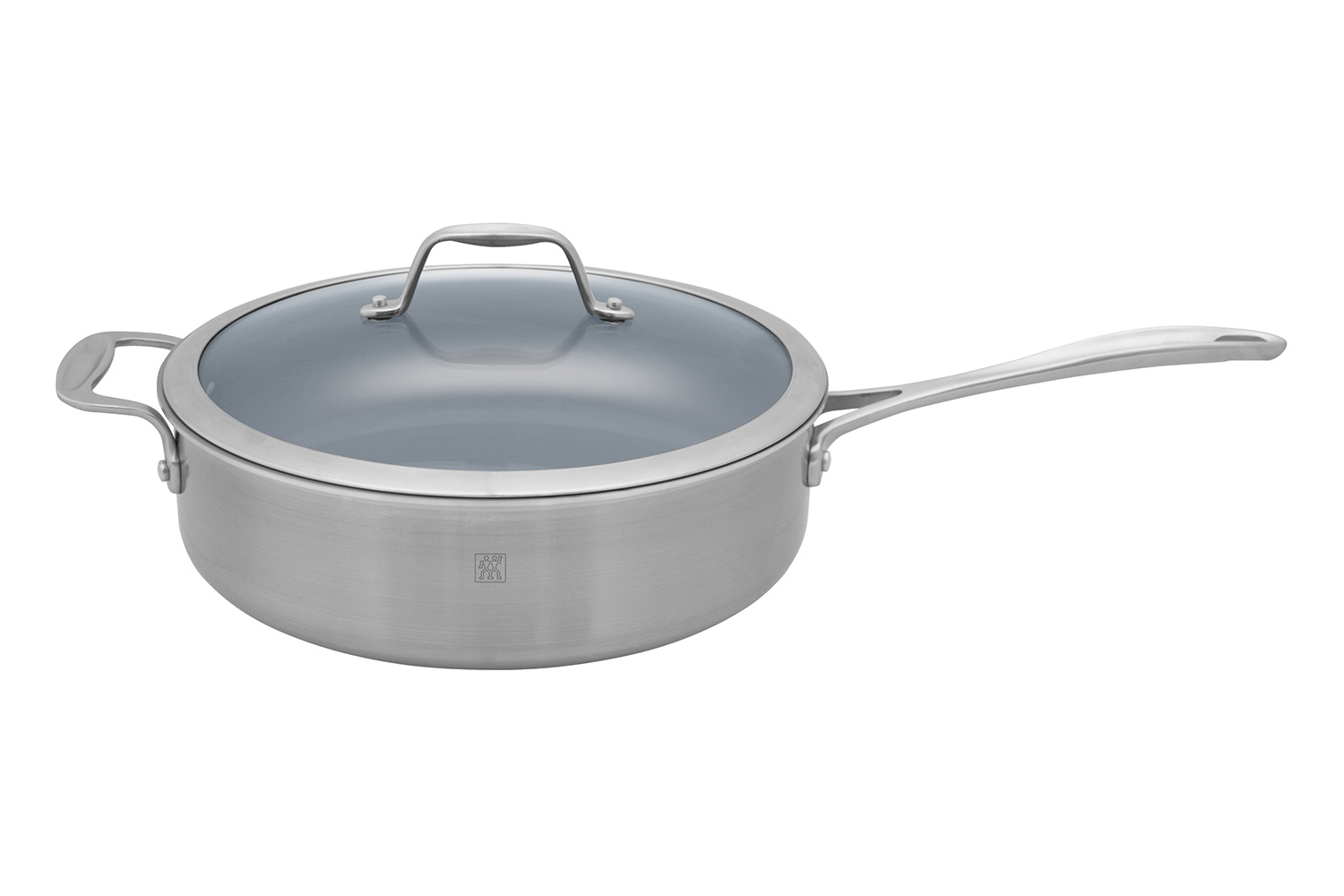 Zwilling J.A. Henckels Spirit 5 qt. Saute Pan w/Lid - Ceramic Nonstick Coating