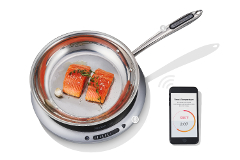 Hestan Cue Skillet + Burner Smart Cooking System