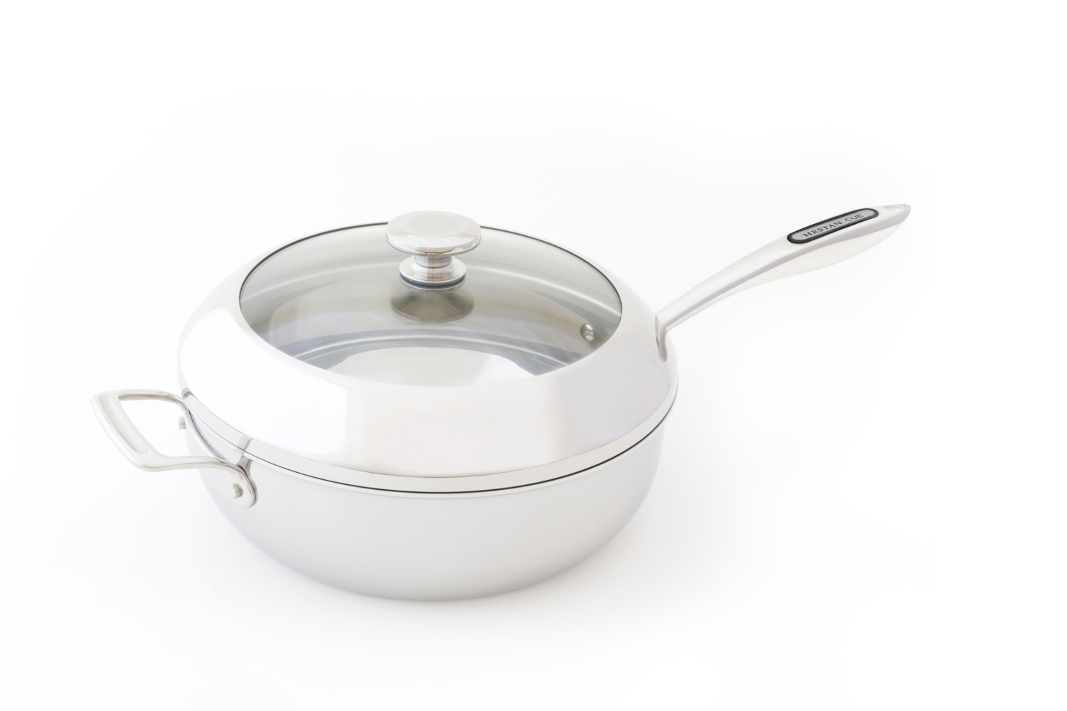 Hestan Cue 5.5 qt. Covered Chef's Pot w/Bluetooth