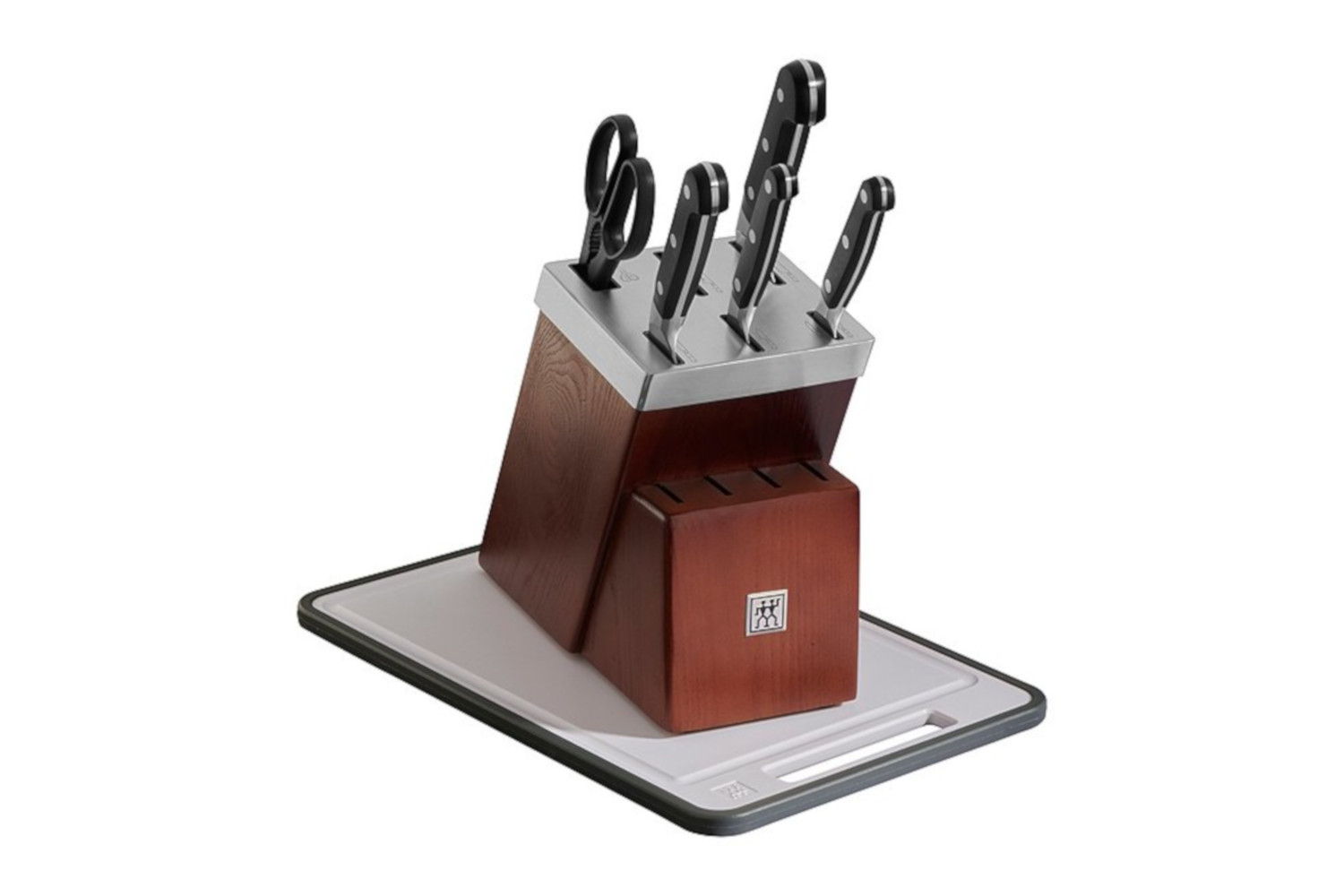 Zwilling Pro 7 Piece Self Sharpening Knife Block Set