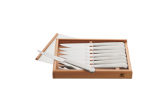 Zwilling 8 Piece Porterhouse Steak Knife Set w/Wood Box