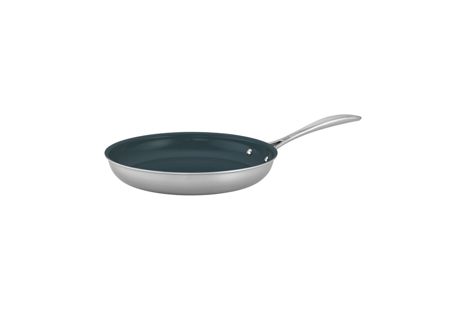 Zwilling CFX Stainless Steel Ceramic Nonstick Fry Pans