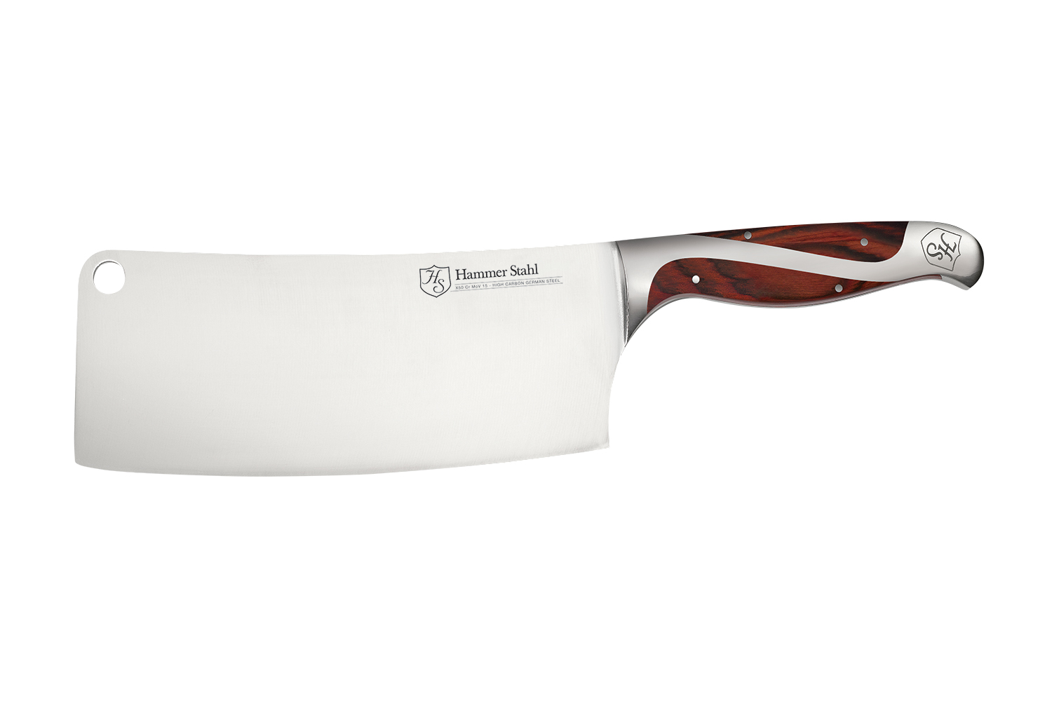 Hammer Stahl 8 inch Cleaver