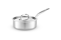 Hammer Stahl Stainless 7-Ply 2 qt. Saucepan w/Lid