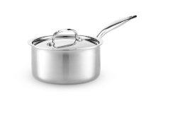 Hammer Stahl Stainless 7-Ply 3 qt. Saucepan w/Lid