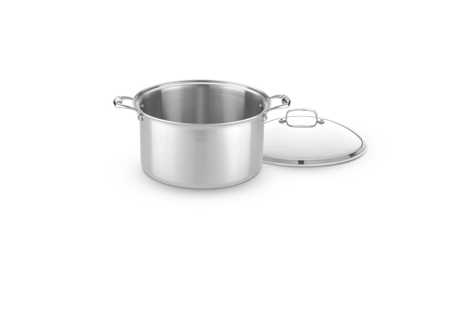 Hammer Stahl Stainless 7-Ply 16 qt. Stock Pot w/Lid