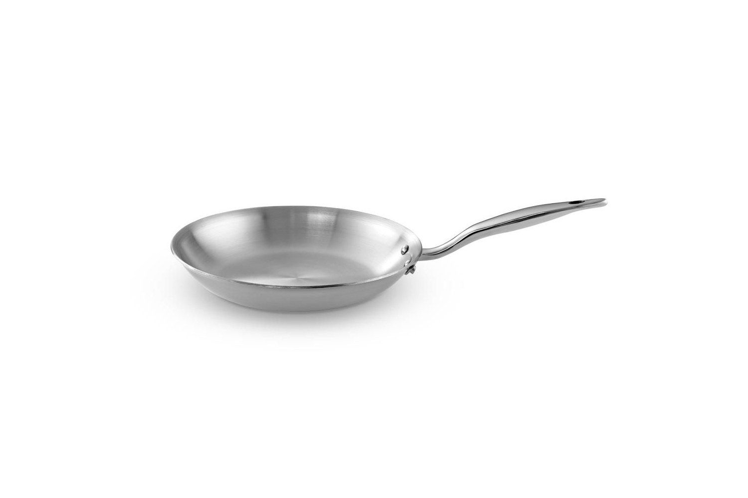 Hammer Stahl Stainless 7-Ply 10 1/2 inch Fry Pan