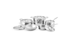 Hammer Stahl Stainless 7-Ply 10 Piece Cookware Set