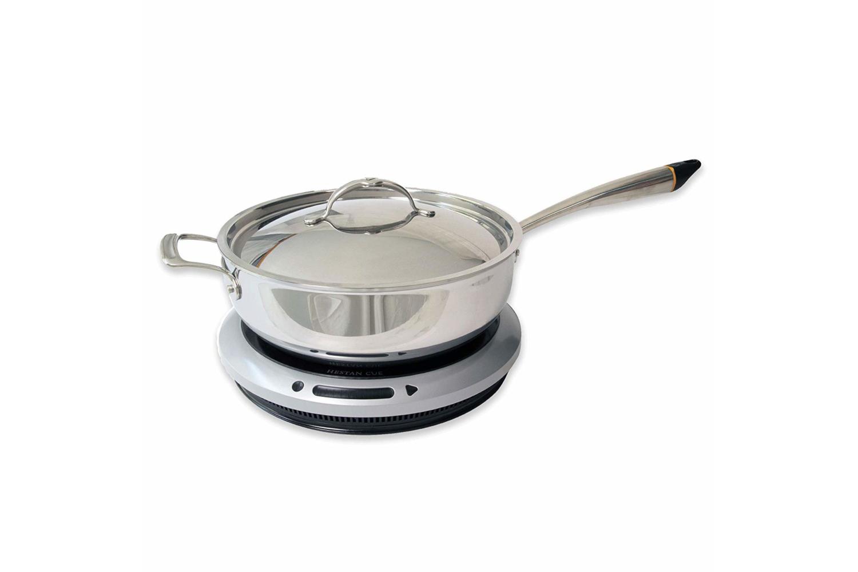 Hestan Cue Chef's Pot + Burner Smart Cooking System (Gen 2)