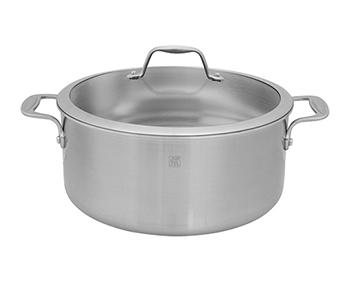 Zwilling Spirit - Brushed Stainless Steel Cookware