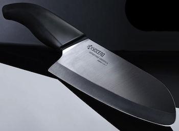 Kyocera Black Revolution Ceramic Knives