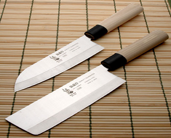 japanese kitchen knives for sale usuba japanese knives on sale by bunmei free shipping 8366