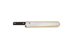 Shun Classic 12 inch Hollow Edge Brisket Knife w/Saya