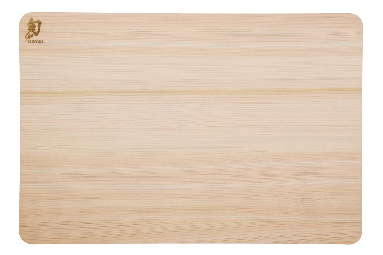 Shun Hinoki Cutting Board - 15 3/4 x 10 3/4 x 1/2 inch