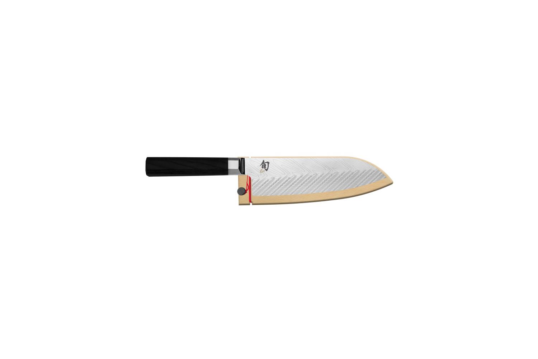 Shun Dual Core 7 inch Santoku Knife
