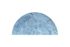 Kamado Joe Half Moon Soapstone - Classic II