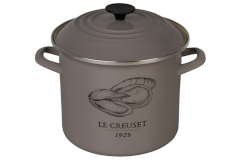 Le Creuset Enamel on Steel 8 qt. Stock Pot - Mussel