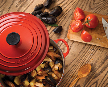 Le Creuset Signature Cast Iron Cookware