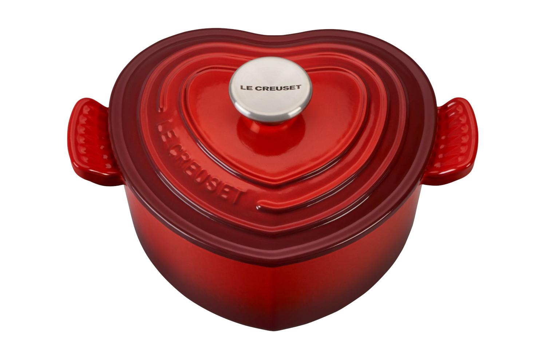 Le Creuset Enameled Cast Iron 2 qt. Heart Cocotte