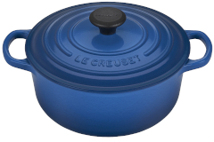Le Creuset Signature Cast Iron 2 3/4 qt. Round Dutch Oven - Marseille
