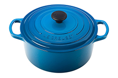 Le Creuset Signature Cast Iron 4 1/2 qt. Round Dutch Oven - Marseille