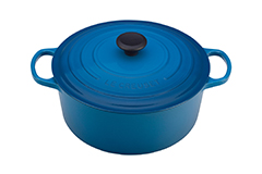 Le Creuset Signature Cast Iron 7 1/4 qt. Round Dutch Oven - Marseille